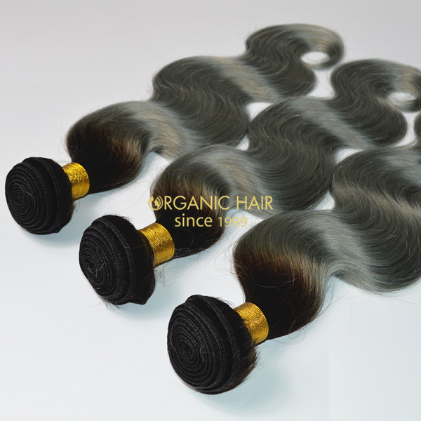 Body wave remy human hair weaves