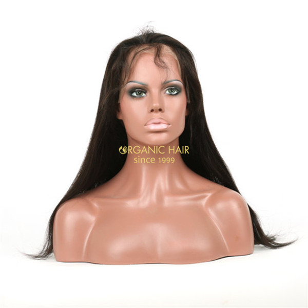 Realistic wigs human lace front wigs uk