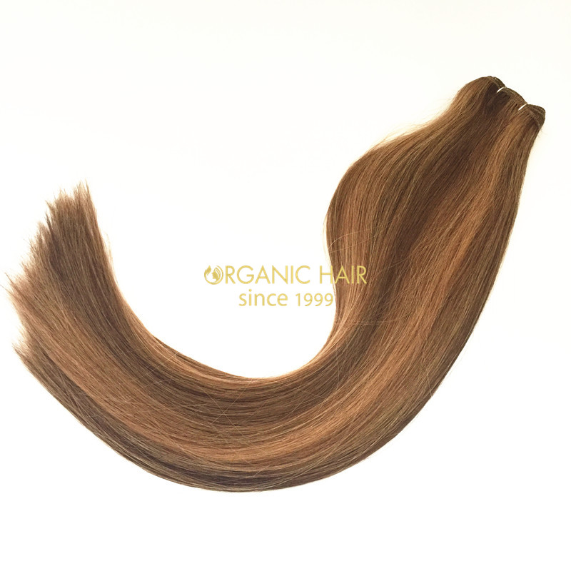 Brazilian human hairextensions