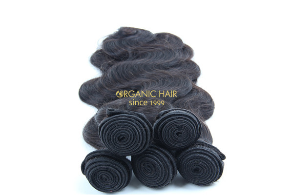 Cheap curly human hair extensions