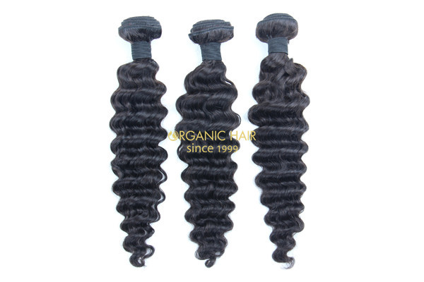Cheap remy human hair weave sale