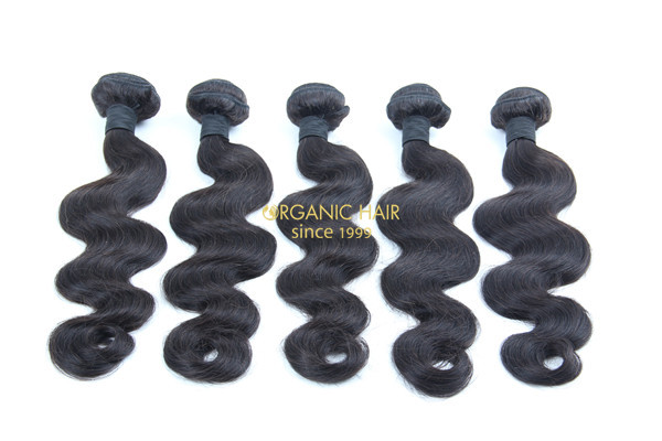 Cheap virgin human hair extensions online