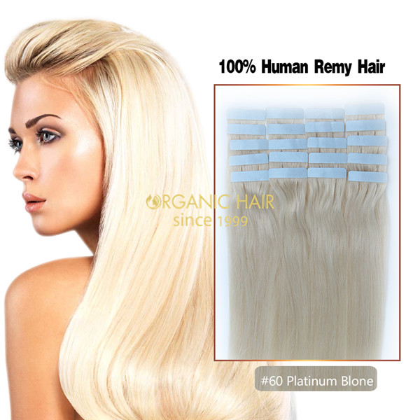 Good quality remy tape in hair extensions Australia