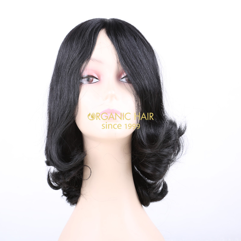 Kosher wig Jewish wig supplier in Qingdao China
