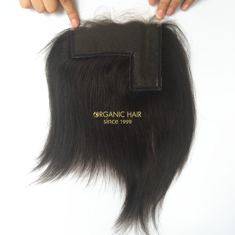 High quality wholesale price L part lace closures