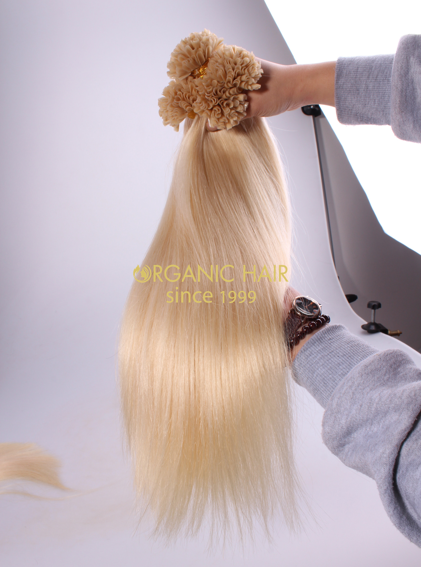 Blonde Hair Extensions U Tip Hair Extensions Factory Tyreworld Wig