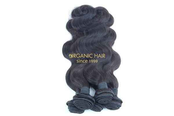 Virgin brazilian remy hair extensions