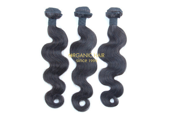 Wholesale cheap natural hair weave