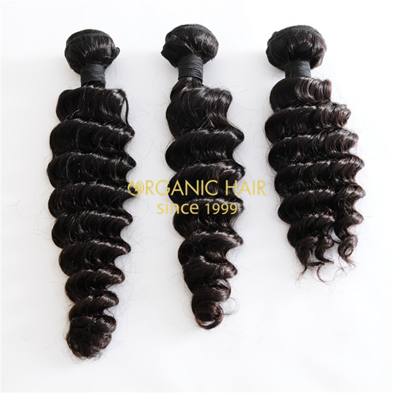Hot sale different hair styles&hair color remy human hair extensions