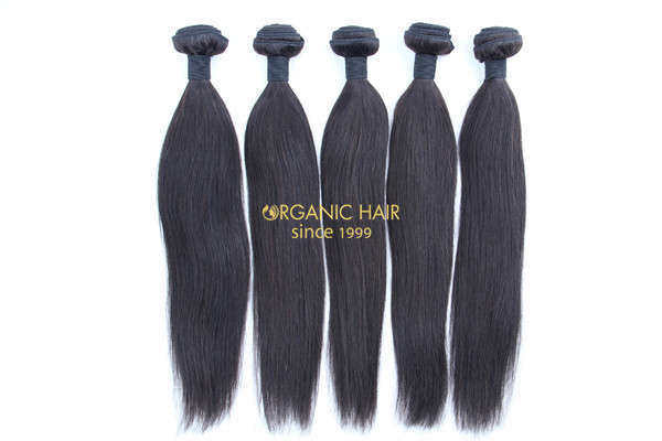 Virgin hair extensions wholesale hair supplier in china