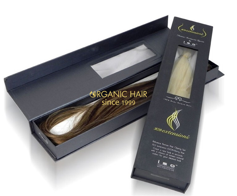 Design new hair packaging service
