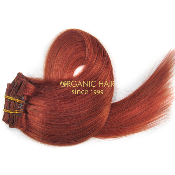 Red hair extensions clip in hairdressers near me 30 factory red hair extensions clip in hairdressers near me 30 pmusecretfo Gallery