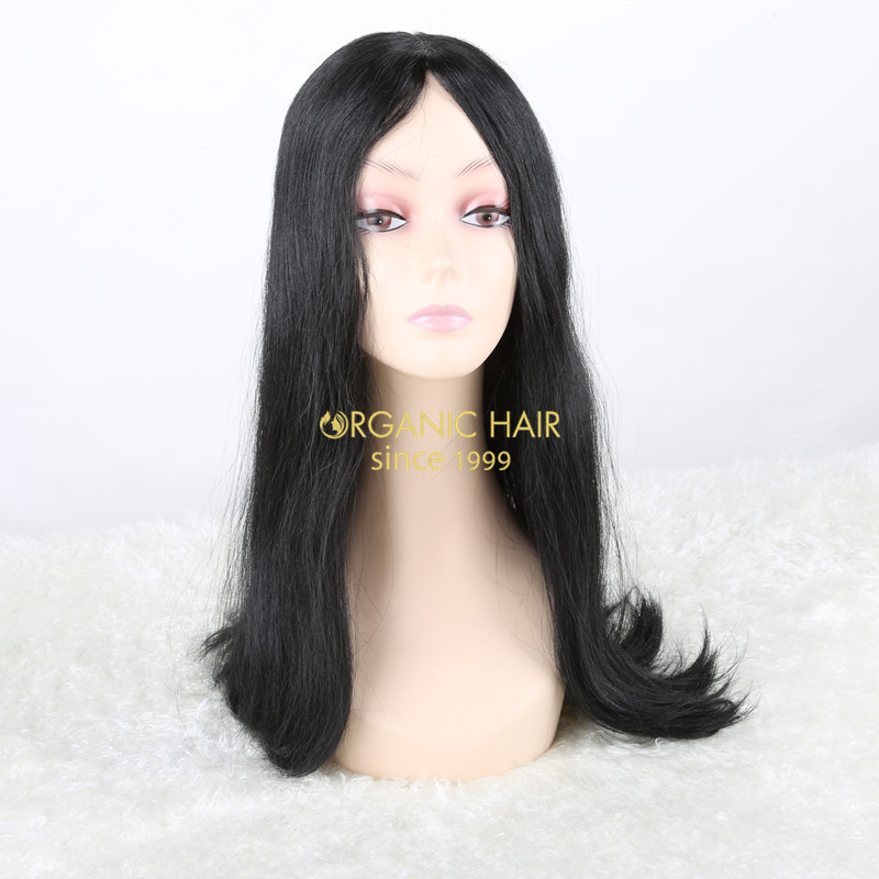 European hair kosher human hair wigs