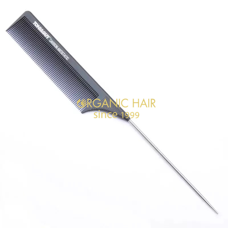 High quality large stock pointed tail comb