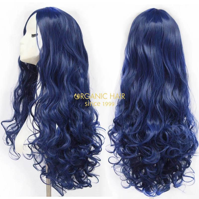 synthetic full lace wigs large stock wig sale